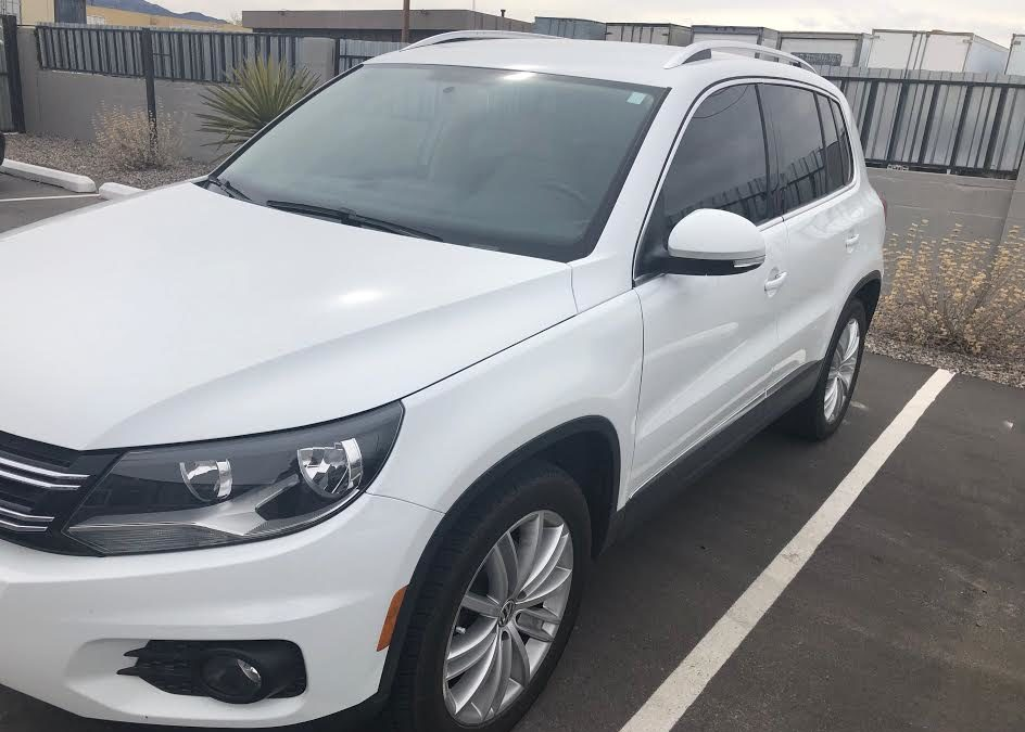 2014 VW TIGUAN 51k Miles Price: $13,500.00